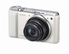 Casio EXILIM High Speed EX-ZR850 EXZR850WE (White) Digital Camera with 16.1 MP with 18x Optical Zoom with WiFi Function ** Read more reviews of the product by visiting the link on the image.