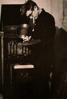 James Dean James y su pasión por la música.
