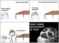 Mom is a wizard!
