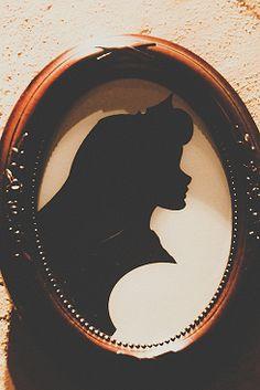 princess aurora silhouette