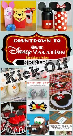 Disney Vacation Countdown Series Kick-off / by Busy Mom's Helper