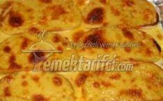 Sarımsakllı Yoğurtlu Ekmek Dilimleri