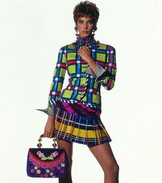 artofashion:  Vintage Gianni Versace editorial 1990's