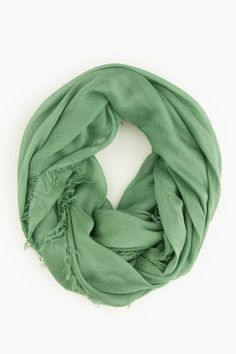 ShopSosie Style : Look To The Wind Scarf in Jade