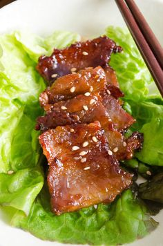 Recipe: Honey Pork Belly
