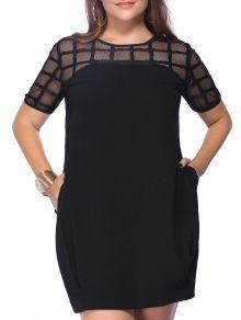 88a72f63f69 Plus Size Little Black Dresses Trendy Online