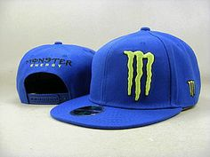 Gorras Monster Energy Snapback 0002