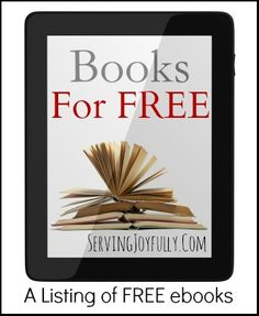 This week's AWESOME #free book list!  Great books from the best authors and publishers, including Revell, Tyndale House, and Bethany House.