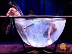 Zumanity by Cirque du Soleil - Waterbowl (i can't even claim this as inspiration really, it's so absurd and incredible, but i just watched it six times in a row and want to save it obviously)