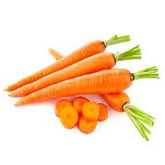 La zanahoria es la raíz con más minerales y vitaminas y por su alto contenido en vitamina E es muy buena para reforzar el sistema ocular y ciudar la vista.