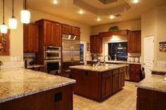 Great looking kitchen that's functional too by erica