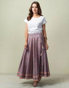 Buy Women's Skirts Online - Fabindia.com