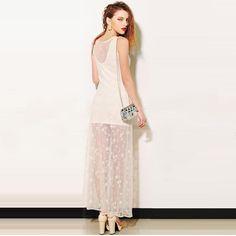 White sexy summer dress $69