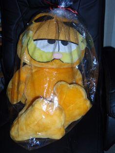 Large Garfield Plush