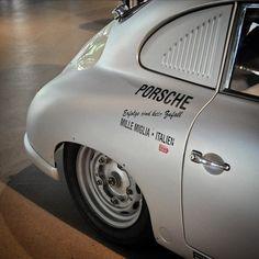 #Porsche #356 #MilleMiglia