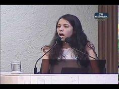 Estudante de 16 anos defende legitimidade de ocupações e humilha deputados #OcupaEscola #OcupaTudo