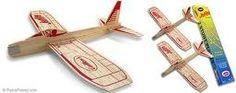 Balsa Wood Airplanes...