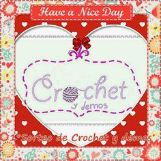 1mer Sorteo del blog.   Mundo crochet