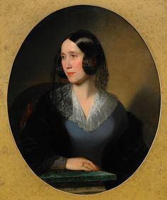 Nobleza rusa. Princesa Vera Dmítrievna Golitsina Esposa del príncipe Nikolai Yakovlevich Golitsyn  .1840