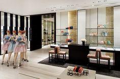 Chanel store by Peter Marino, São Paulo