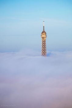 Foggy Paris by Charly LATASTE on 500px