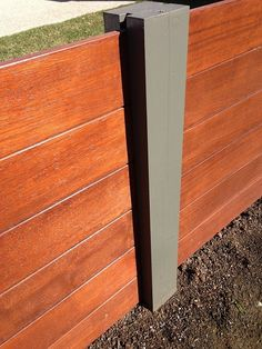 38 Best Merbau Fences By Nailed It Fencing Images Fence