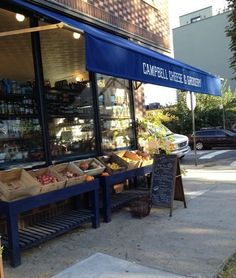 Campbell Cheese Grocery In Brooklyn Store Profile