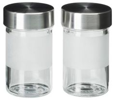 Droppar Spice Jar modern food containers and storage
