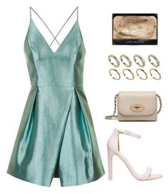 """Untitled #1682"" by susannem ❤ liked on Polyvore featuring Topshop, Mulberry, ALDO and ASOS"