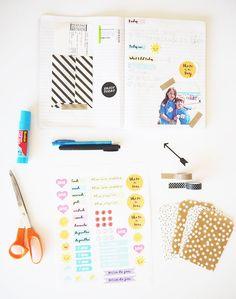 DIY Journal de voyage pour enfants -