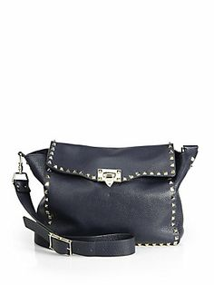 Valentino Rockstud Utilitarian Flap Crossbody Bag. Also known as MY DREAM BAG
