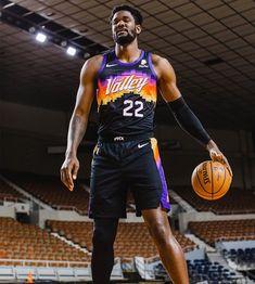 "Marc J. Spears on Twitter: ""Phoenix Suns Debut Valley City Edition Uniform… """