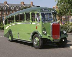 Dennis Classic bus