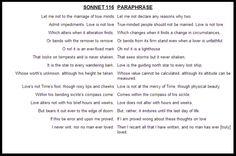 """john keats """"bright star"""" sonnet """"estrella brillante"""" soneto  analysis of sonnet 116 by shakespeare shakespeare online"""