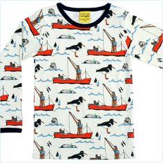 """Duns Shirt """"Hafen"""" - LolaKids"""