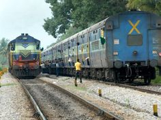 Trains From Bangalore to Cochin