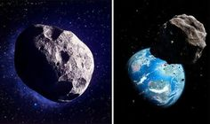 NASA Warning: Massive Asteroid Which Is Larger Than The Famous London Eye Will Be Approaching The Earth On July 24 | Inventiva Meteor Falls, American Space, Asteroid Belt, Lunar Eclipse, July 24, Our Solar System, London Eye, Our Planet, Astronomy