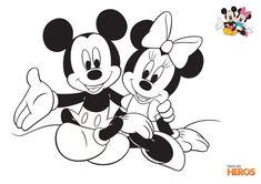 coloriage-minnie-et-mickey4.jpg (842×595)