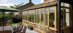 Image result for narrow lean to extension