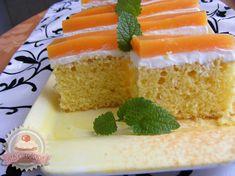 Kókuszos kekszkocka Vanilla Cake