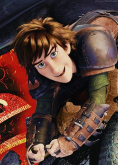 How To Train Your Dragon 2 ~ Hiccup.....definitely a stud muffin