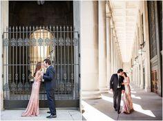 Chicago Engagement Photos | Adler Planetarium & Chicago Union Station | Chicago Wedding Photographer | Jill Tiongco Photography