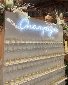Plastic Drink Glass Rack Holder Wine, Champagne Fluted