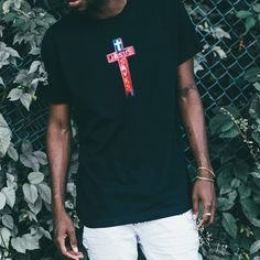Jesus does save and know that! Surrender to something or fall for anything. We dropped a few new tees for you guys check them out at @ceaseanddesist.us or visit the website www.ceasendesist.us