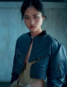 JING WEN BY STEFAN KHOO FOR L'OFFICIEL MALAYSIA FEBRUARY 2016 • Minimal . / Visual .