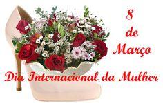 * Eu te disse e repito... Dia 8 de maio é dia internacional da mulher. (71)4103-1111 http://detalhes.net.br/cestas_flores/datas-comemorativas/dia-da-mulher.html
