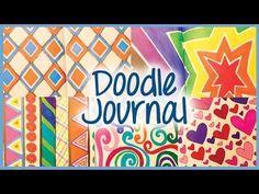 DIY Doodle Journal! - YouTube