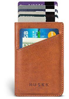 RFID Blocking Passport Holder 5 Slots Heart Shaker Sketch Theft Proof Leather Wallet for Men /& Women
