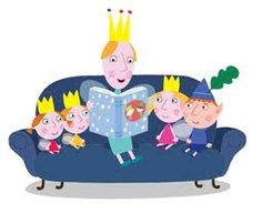 Ben and holly Ben And Holly Party Ideas, Ben E Holly, Holi, Toy Chest, Party Time, Princess Peach, Crafts For Kids, Birthdays, Presentation