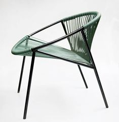 Fotel PRL Teresa Kruszewska | Polish design 50s-70s | < 112° pl https://de.pinterest.com/jagodkatrzcinsk/polski-design-poland-1950-1970/